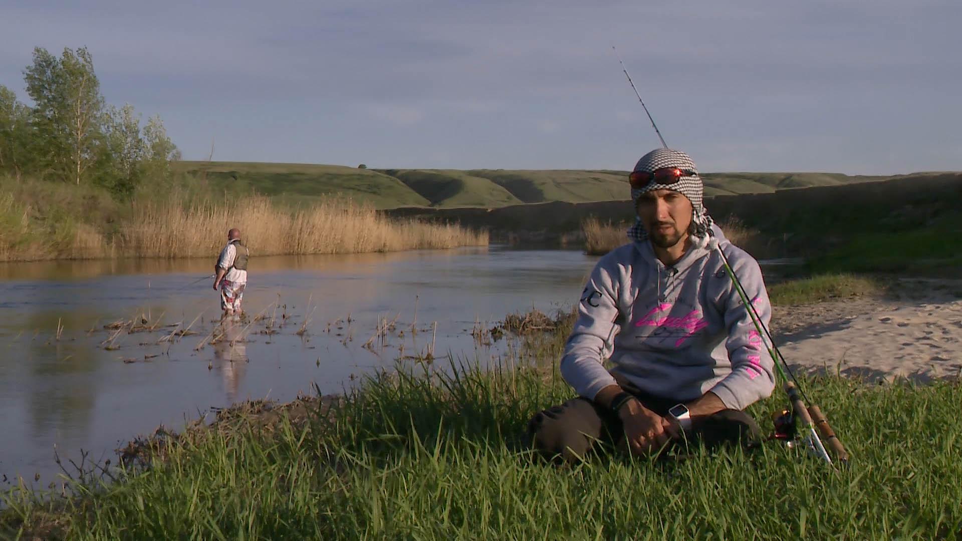 рыбалка на реке чир волгоградская область видео