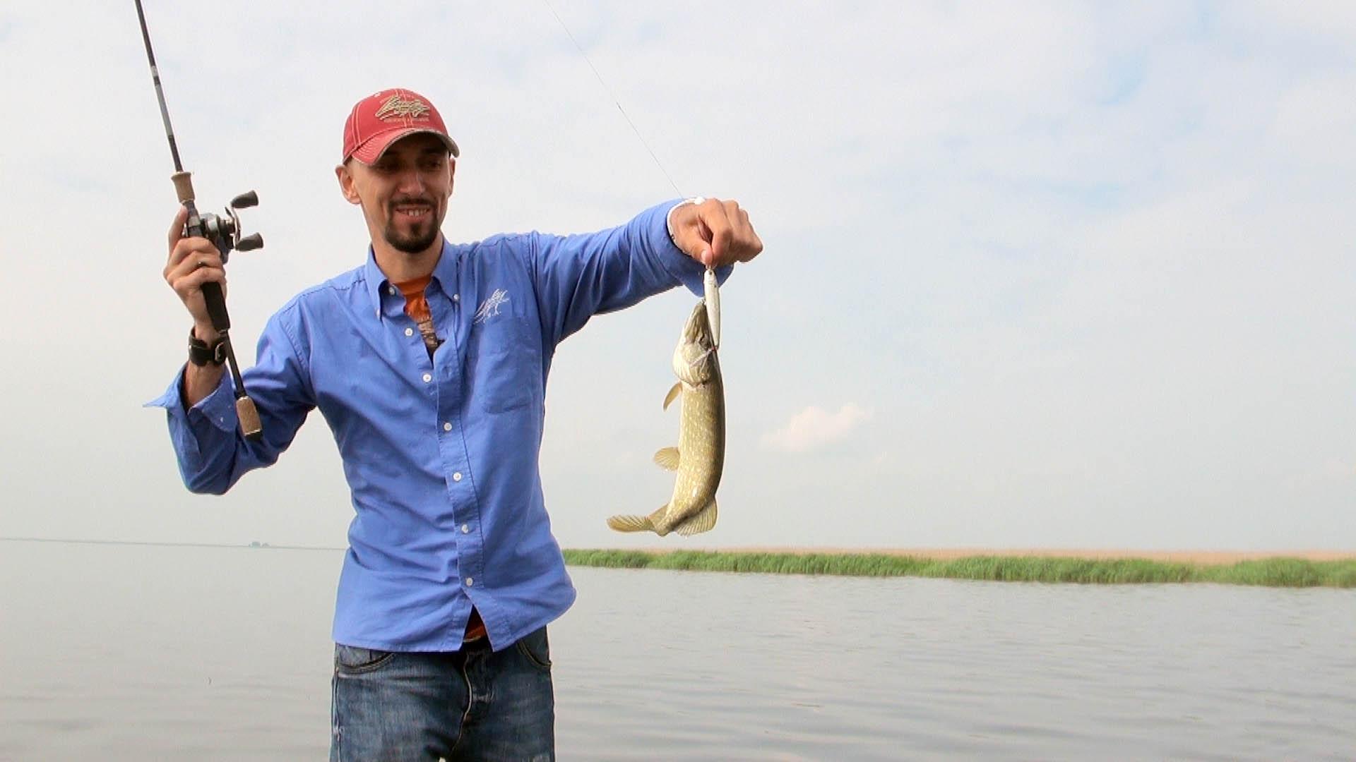 рыбалка ейск щука