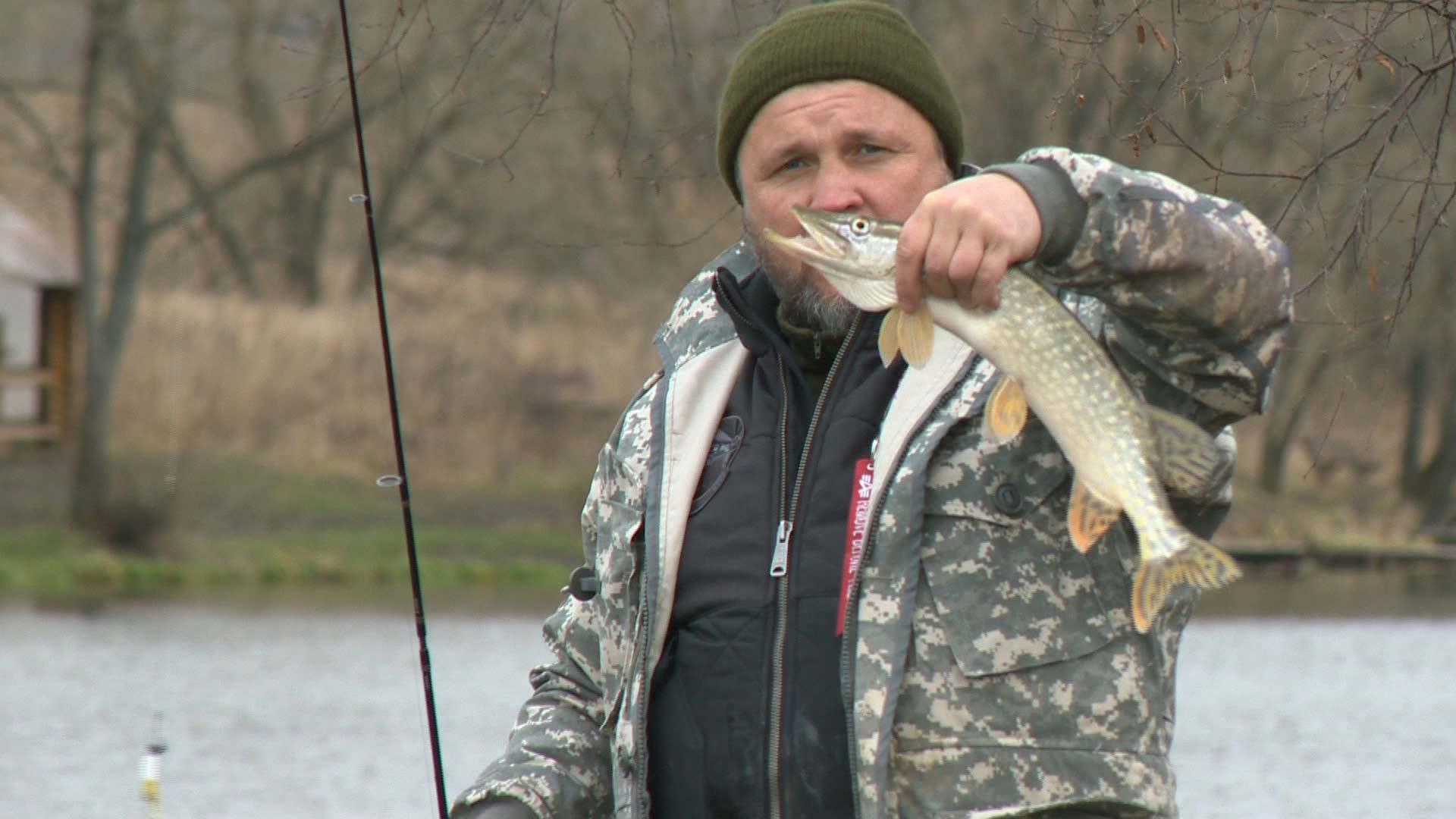 Рыбалка от антоновича и команды