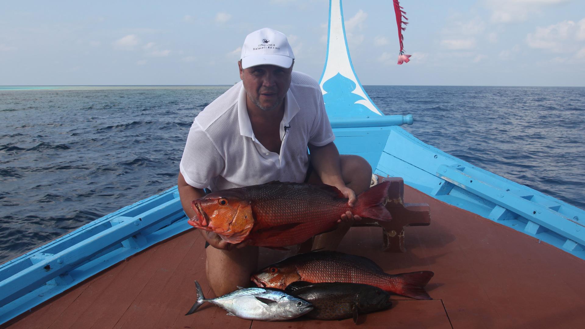 рыбная ловля мальдивы