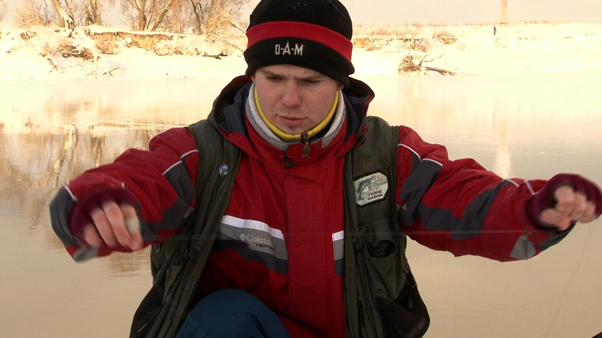Денис вихров ловля на отводной