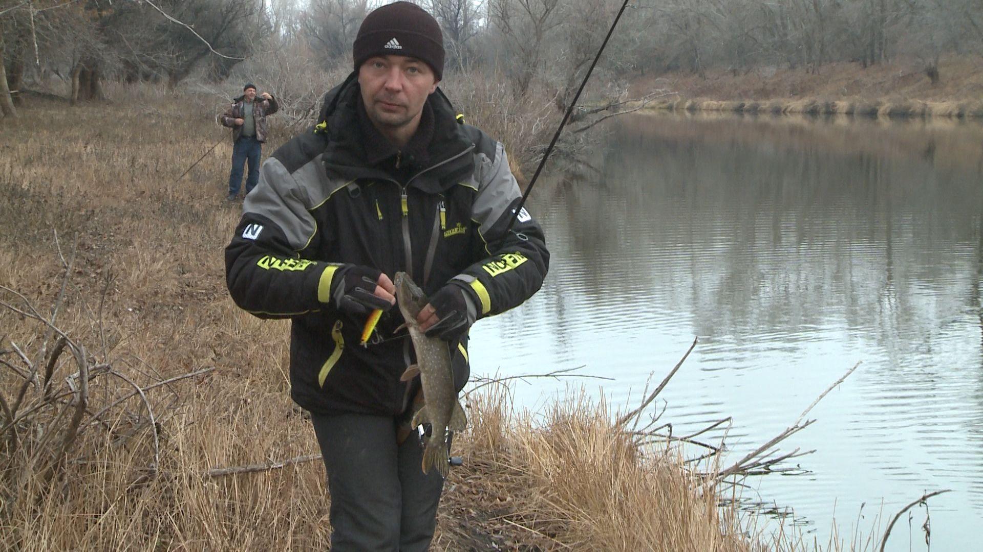 рыбалка в ленинской слободе